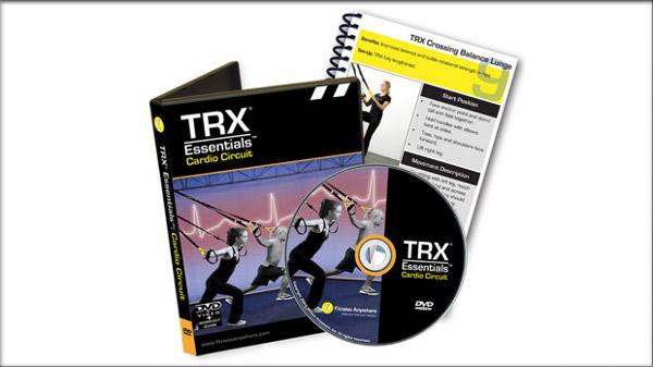 TRX DVD Essentials: Cardio Circuit