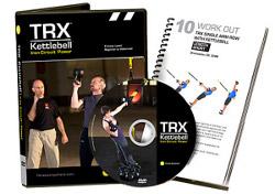 TRX DVD Kettlebell: Iron Circuit Power