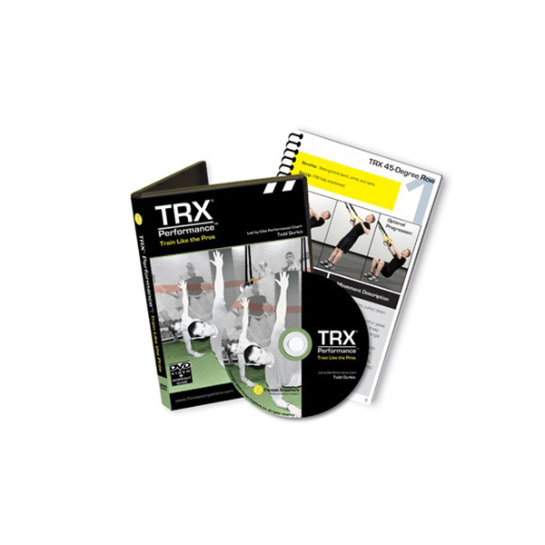 TRX Performance Train like the Pros DVD