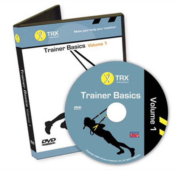 TRX DVD Schlingentraining Grundlagen