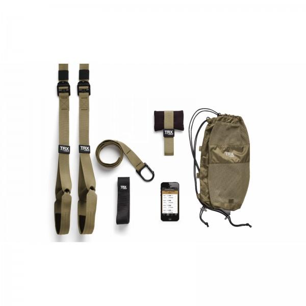 TRX Force Kit: Schlingentrainer Tactical inkl. TRX Force Super App