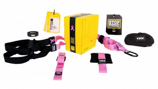 TRX Schlingentrainer Home Pink