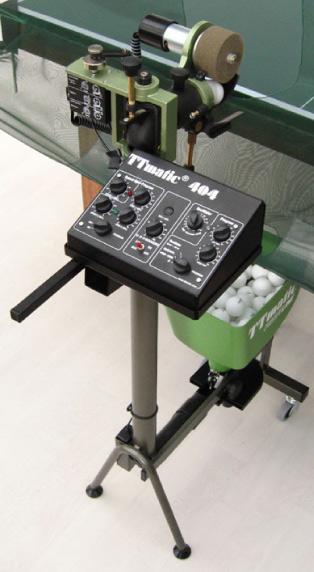 TTmatic Tischtennis Roboter 404 A