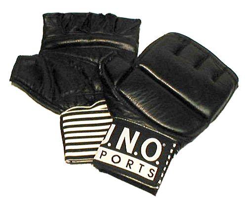 U.N.O. Ballhandschuh Black Combat