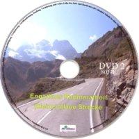 Vitalis FitViewer Film Engadiner Radmarathon Strecke A Detailbild