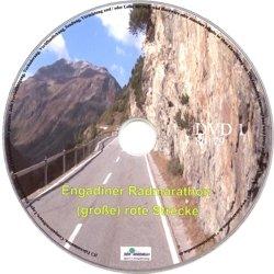 Vitalis FitViewer Film Engadiner Radmarathon Strecke B (Teil 1)
