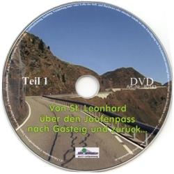 Vitalis Film Von St. Leonhard über den Jaufenpass nach Gasteig