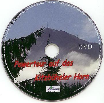 Vitalis FitViewer Film Kitzbüheler Horn Powertour