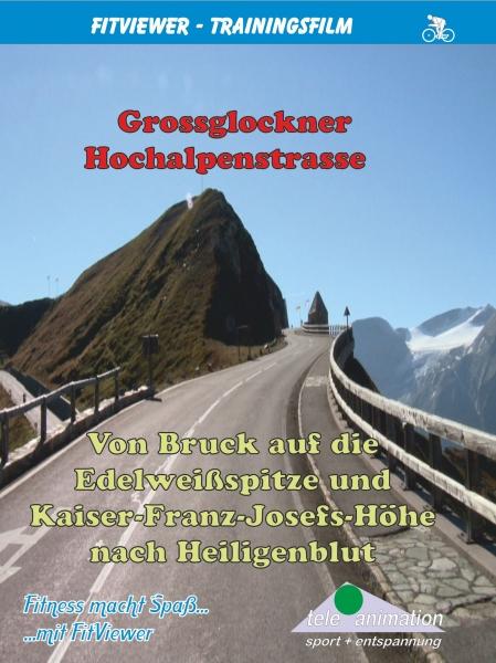 Vitalis FitViewer Film Von Bruck auf die Edelweißspitze