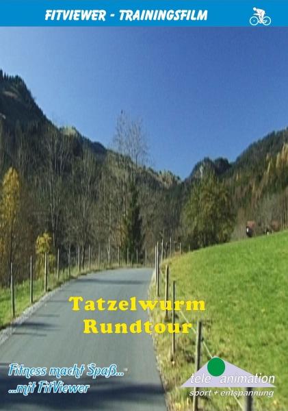 Vitalis FitViewer Film Tatzelwurm Runde
