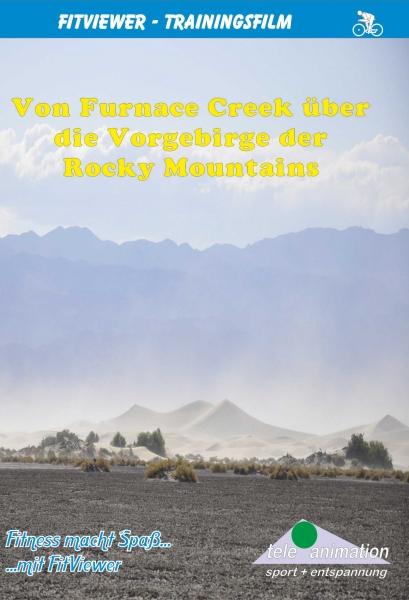 Vitalis Film Furnace Creek/ Vorgebirge Rocky Mountains