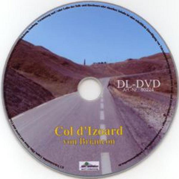 Vitalis FitViewer Film Col d'Izoard von Briancon und Guillestre