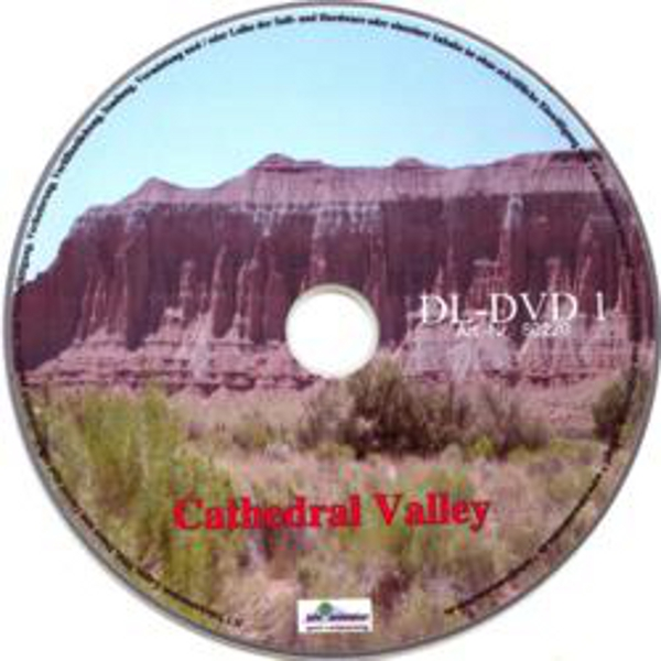 Vitalis FitViewer Film Cathedral Valley