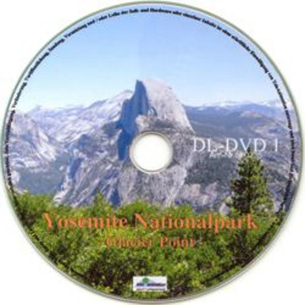 Vitalis FitViewer Film Yosemite Nationalpark Glacier Point