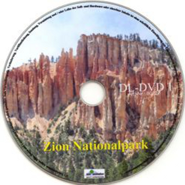 Vitalis FitViewer Film Zion Nationalpark