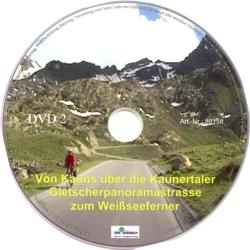 Vitalis FitViewer Film von Kauns zum Weißseeferner