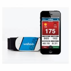 Wahoo TICKR RUN BT 4.0 ANT+ Brustgurt mit Bewegungssensor