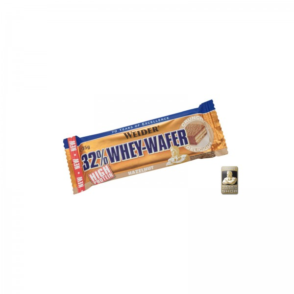 Weider Whey-Wafer Protein Bar