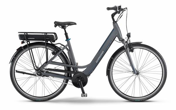 Winora E-Bike X480.F (Wave, 28 Zoll) + Modular Pack 500