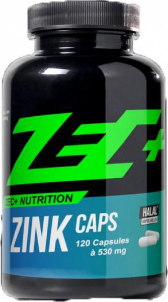 Zec Plus Nutrition Zink