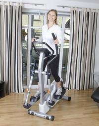 Effektives Cardiotraining mit dem cardiostrong Crosstrainer EX40