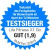 Beispiel: Testsiegel Fit for Fun