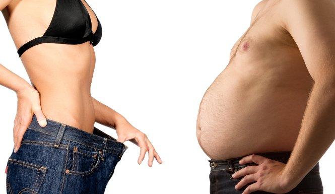Abnehmirrtümer – Bauchfett weg durch Bauchtraining!